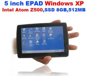 5 Inch Windows XP Tablet PC