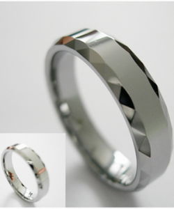 Pure Tungsten Carbide Ring(GJR-010)