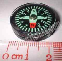 High Power Magnet Compass Accessories with Sapphire Bearing