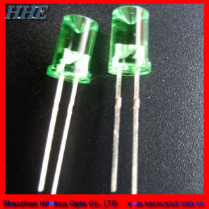 3mm/5mm Concave DIP LED Diode (different color available)