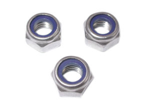 Stainless Steel Ss304 Nylock Nuts pictures & photos
