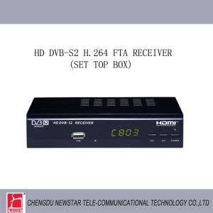 FTA DVB-S/S2 HD Set Top Box (SDC-3000H)