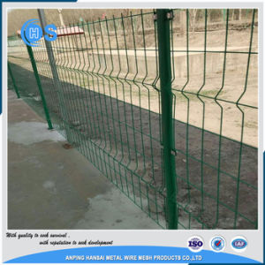 China 3D Welded Wire Mesh Fence Panels (manufacturer) - China Wire ...