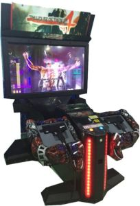China The House Of The Dead Arcade Shooting Machine Coin Operated