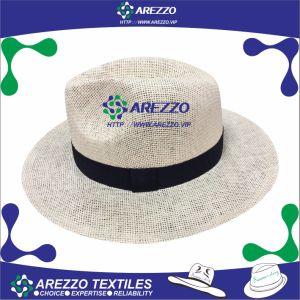 cfdfca284a6 China Hot Sale Paper Straw Cowboy Hat (AZ029) - China Paper Straw ...