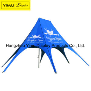 Outdoor Aluminum Frame Double Peak Advertising Star Tent pictures & photos
