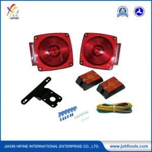Deluxe Auto Parts >> China 4pc Deluxe Led Truck Trailer Car Light Kit Of Auto