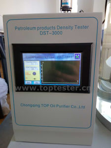 Laboratory Transformer Oil Lubricating Oil Diesel Oil Density Tester (DST-3000) pictures & photos