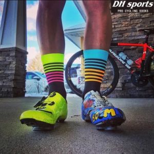 Ladies Sports Trainer Socks Novelty Designed Colorful Gym Yoga Running Socks
