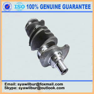 High Quality Auto Spare Parts Crankshaft for Isuzu Engine 4ba1 4bc2 4FC1  4jb1t 4be1 4bd1 G161 6bb1 6bg1 6bd1t 4jj1 4bb1a C240 4jg2 4da1 4ja1 4hf1