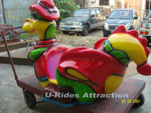 Amusement Dinosaur Kiddy Ride Helicopter pictures & photos