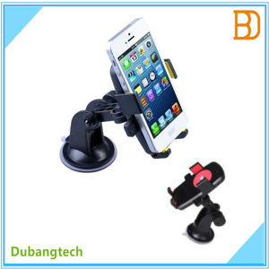 S064 Flexible Joint Mobile Phone Holder with Suction Cup Base