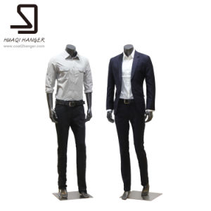 Male Mannequins, Suit Mannequins with Head, Headless Mannequins pictures & photos