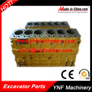 S6k Cylinder Block for Excavator pictures & photos