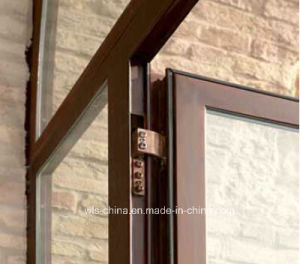 Wls Economical Corten Steel Door Without Thermal Break