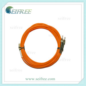 LC-St mm Fiber Optic Patchcord Cable pictures & photos