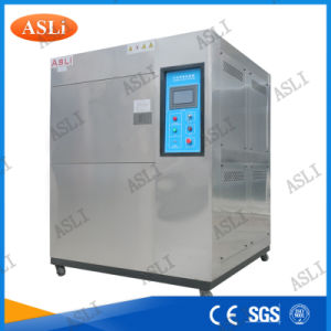 Thermal Shock Test Chamber/Cold Hot Impact Tester pictures & photos