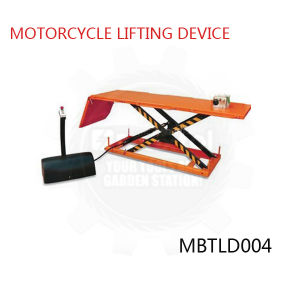 Industry Quality 500kgs Electric Control Motorcycle Lifting Device