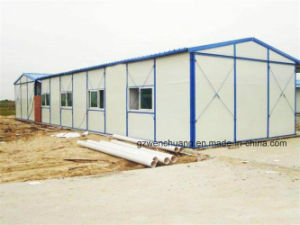Easy Install Prefab House From Wenchuang