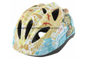 Carton Design Kids Bicycle Helmet with CE (VHM-029) pictures & photos