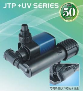 Frequency Variation Pump UV-C Clarifying (JTP-4000+UV) with CE Approved pictures & photos