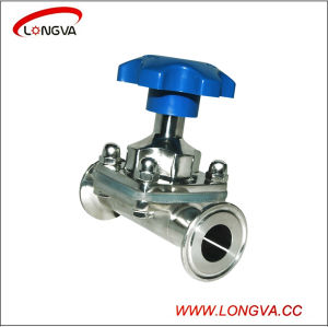 China sanitary stainless steel clamped diaphragm operated valve sanitary stainless steel clamped diaphragm operated valve ccuart Gallery