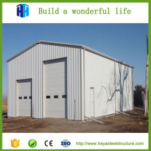 China Prefab Steel Structure Factory Shed Design Warehouse Building