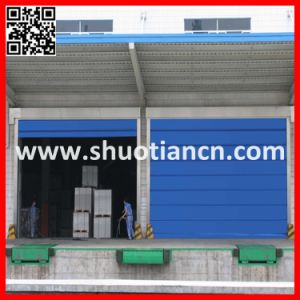Fabric High Speed PVC Automatic Roll up Shutter (SR-001) pictures & photos
