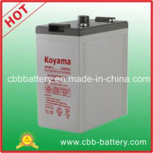 600ah 2V AGM Telecom Battery