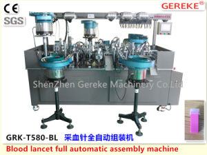 Blood Lancet Automatic Assembly Machine with CE Certificate pictures & photos