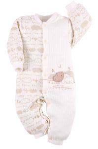 Baby Romper in Triple Layers Bamboo (OEM) pictures & photos