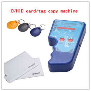 Top Selling Low Cost RFID 125kHz ID/Hiid Card Copier