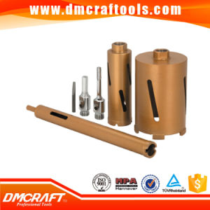 Dry or Wet Concrete Diamond Core Drill Bits pictures & photos