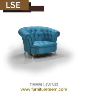 Ls-107A Lse New Classical Single Sofa for Living Furniture pictures & photos