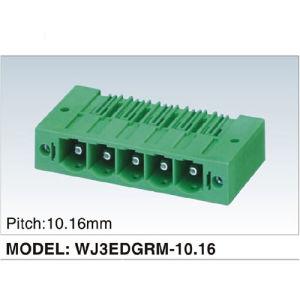 c6ad5e1d4e5f New Developing PCB Terminal Block (WJ3EDGRM-10.16mm)