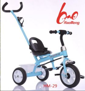 Nice Quality Baby Tricycle Bike with Parent Handle