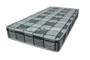Wholesale Price Special Pattern Hotel Mattress for Sale ABS-8147