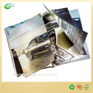 Offset Printing Hardcover/Folder/Magazine Printing with Competitive Price (CKT-NB-426)