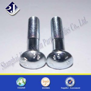 Grade 8.8 Fish Bolt with Oval Neck pictures & photos