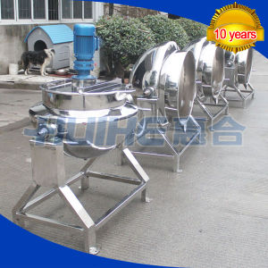 Vacuum Pot for Cooking (50-1000L) pictures & photos