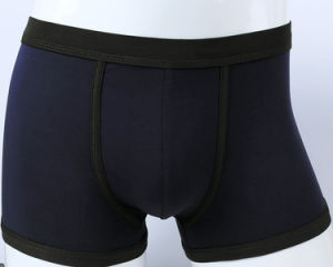 Mens Bamboo Boxer Briefs pictures & photos