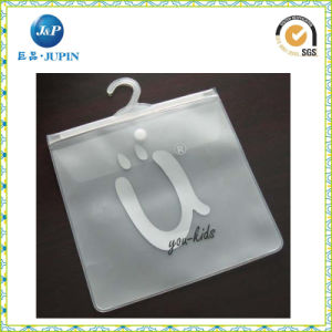 PVC Garment Bag with Hanger (JP-plastic034) pictures & photos