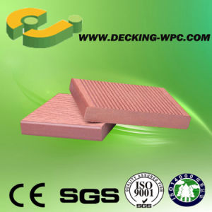 Hollow Wood Plastic Composite Decking Board Everjade
