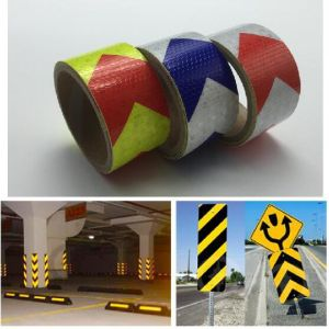 Car Styling Vinyl Film Strip Truck Warning Reflective Tape
