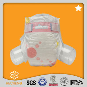 Good Quality Disposable Baby Diaper with Cloth Like Back Sheet pictures & photos