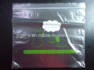 Printed Zipper Bags pictures & photos