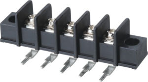 CQC UL Standard Barrier Terminal Block Connector (WJ35RM) pictures & photos