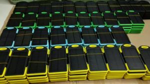 Bluit- in Battery Portable Mobile Phone Power Bank Solar (SC-01-4) pictures & photos