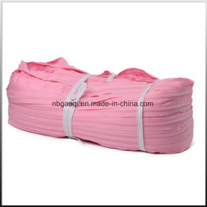 Various Sizes Long Chain Nylon Zipper Factory Different Quality Long Chain pictures & photos
