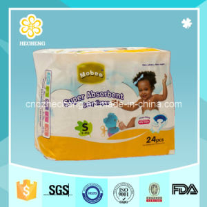Disposable PE Diapers for Baby pictures & photos